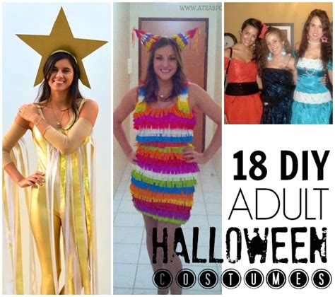 easy halloween costumes to make adult jpg 601x533